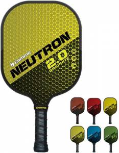 GAMMA New 2.0 – Best Pickleball Paddles For Amateurs
