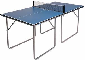 JOOLA Midsize – Compact Table Tennis Table