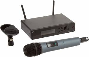 Sennheiser XSW – Best Wireless Microphone For Singing