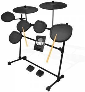 Pyle Pro Electronic Drum Set – Best Portable Electronic Drum Set