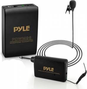 Pyle Microphone – Best Wireless Lavalier Microphone