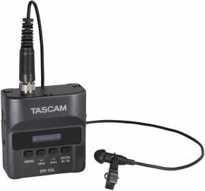 Tascam DR-10L – Best Amazon Choice Lavalier Microphone