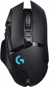 Logitech G502 Lightspeed Wireless – Fast, 25K DPI, And Lightsync RGB