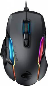 ROCCAT Kone AIMO Gaming Mouse – Ergonomic, Configurable, And Stylish