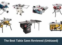 10 Best Table Saw Under 1000 – For Multiple Cuts With Different Angles