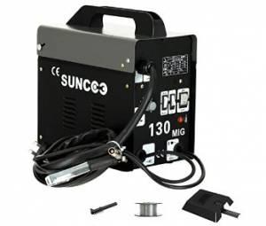Suncoo 130 Mig Welder Flux Core