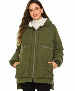 Beyove Down Jacket For Women - Absolutely Winter Proof