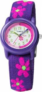 Timex Girls Time Machines – Adjustable And Washable With Water Resistance