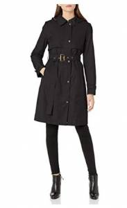 Calvin Klein Women's Hooded – Stylish, Packable, And Chevron Quilted