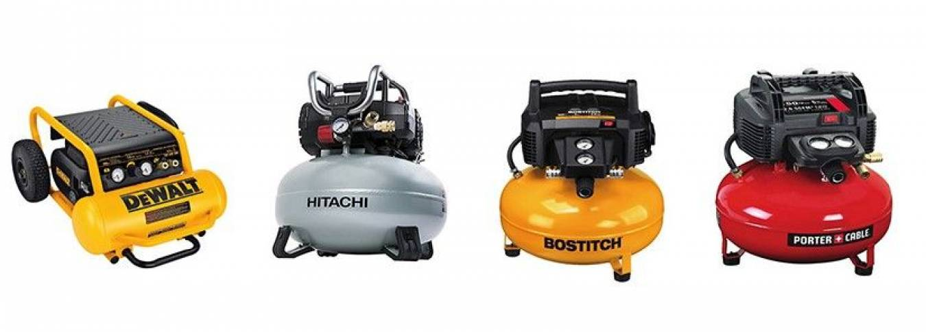 8 Best Pancake Air Compressor – Lightweight And High In Performance