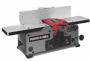 PORTER-CABLE Benchtop Jointer – Extra Large Table And Variable Speed