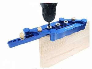 AUTOTOOLHOME Self Centering Doweling - Adjustable, Accurate, And High Quality