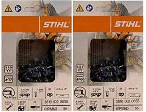 Stihl 3610 005 0055 – Easy To Maintain, Lightweight, And Pack Of Two