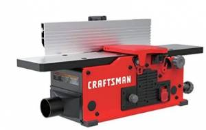 CRAFTSMAN Benchtop Jointer – Dual-purpose, Variable Speed, Smart Design