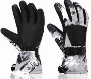 Ski Gloves, Yidomto Waterproof
