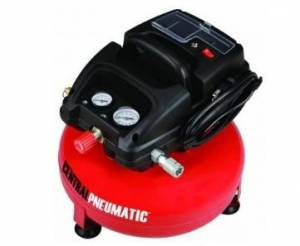 3 Gal. Portable Electric Oilless Pancake Air Compressor