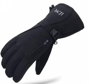 Waterproof Men Ski Gloves