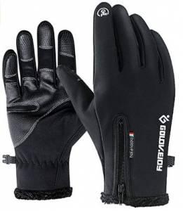Jeniulet Mens Winter Warm Gloves