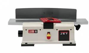JET 718600 JJ-6HHBT 6 Inch - Benchtop Jointer – Helical Head Blades