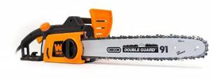 WEN 4017 Electric Chainsaw - Lightweight, Automatic Oiling And Eco Friendly
