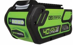 Greenworks G-MAX 40V - Battery Powered, Powerful, And Less Noisy