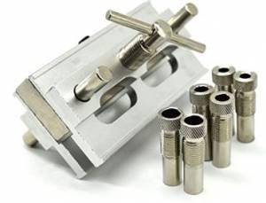 WoodWoud Self Center Dowel -  Positioner Dowelling, Drilling Guide Jig