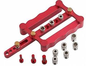 Joywayus Self Centering Dowel Jig - High Strength, Accurate And Convenient