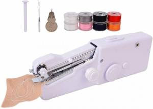 TECKE Mini Handheld Sewing Machine Portable – An Adaptable Machine