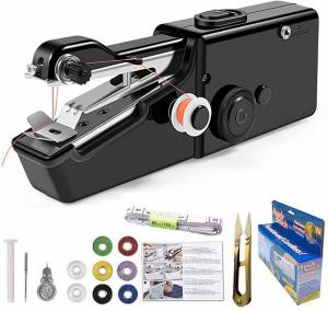TooFu Hand-held Portable Electric – Reliable For Your Everyday Sewing Tasks
