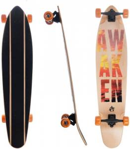 Awaken 42 X 9.5 Inch Kick Tail – Best Experience For All Age Groups
