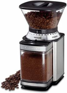 Cuisinart DBM-8 Supreme Grind Automatic Burr Mill – Best For Small Gatherings