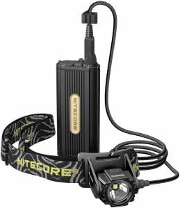 NITECORE HC70 1000 Lumen – Equipped With Power Bank Backup