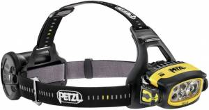 Petzl - DUO S 1100 Lumens – Face To Face Technology With An Anti-glare Function